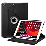 Fintie Rotating Case for New iPad 7th Generation 10.2 Inch 2019 - [Built-in...