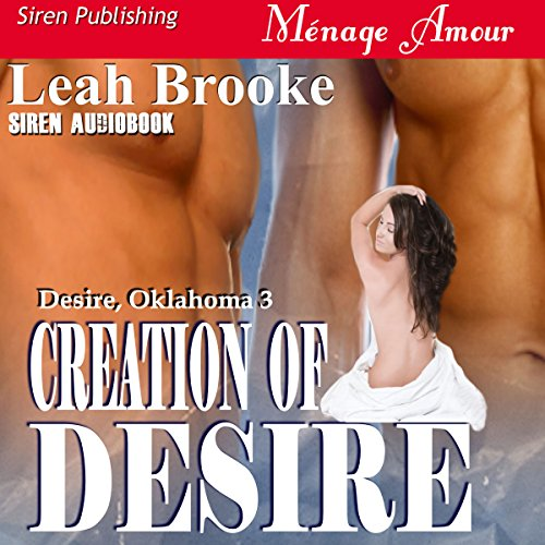 Creation of Desire cover art