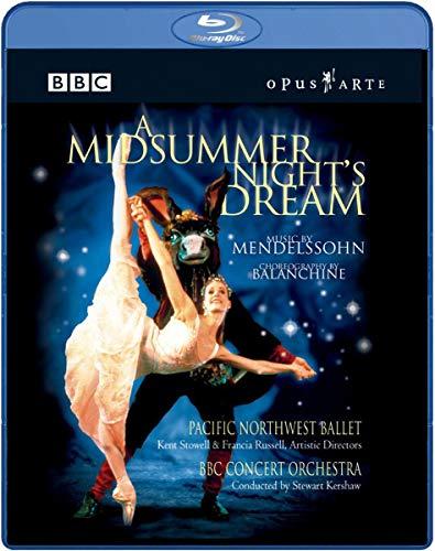 Mendelssohn - A Midsummer Night's Dream (Kershaw) [Blu-ray]