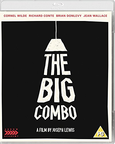 The Big Combo [Blu-ray] [Region A & B & C]