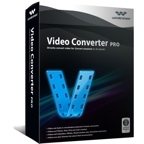 Video Converter PRO Win Vollversion (Product Keycard ohne Datenträger)