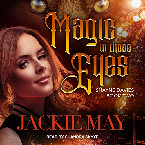 Magic in Those Eyes cover art
