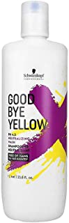 schwarzkopf goodbye yellow shampoo