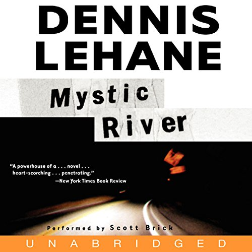Couverture de Mystic River