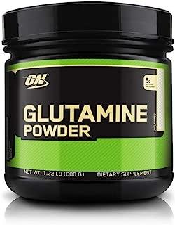 OPTIMUM NUTRITION L-Glutamine Muscle Recovery Powder, 600 Gram