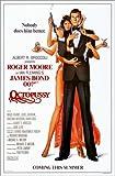 Poster 61 x 91 cm  James Bond 007 - Octopussy von