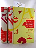 Deutsche Literatur von Frauen, 2 Bde., Bd.1, Vom Mittelalter bis zum Ende des 18. Jahrhunderts - Gisela Brinker-Gabler