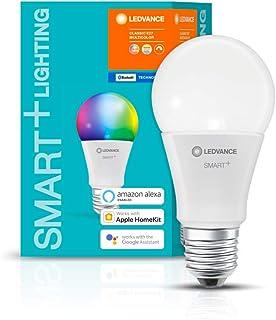 LEDVANCE Lampa LED   Trzonek: E27   RGBW   2700…6500 K   9 W   SMART+ Classic Multicolour [Klasa efektywności energetyczne...
