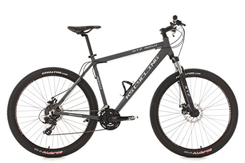 KS Cycling Mountainbike MTB Hardtail 27,5'' GTZ anthrazit RH 51 cm