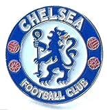 Chelsea F.C.-0,00 Meters-Spilla da bavero, in smalto, prodotto ufficiale