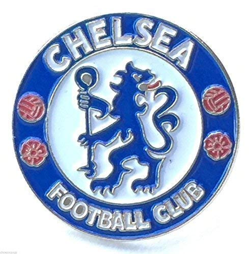 Chelsea FC Football Club Anstecknadel Emaille Official Merchandise
