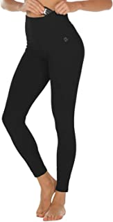 Yoga Pants for Women - Running Workout Leggings,Athletic Exercise Capris Gym Tights