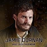 Jamie Dornan 2021-2022 Calendar: Calendar 2021?2022,18 Monthly Calendar Planner Jan 2021 - Jun 2022