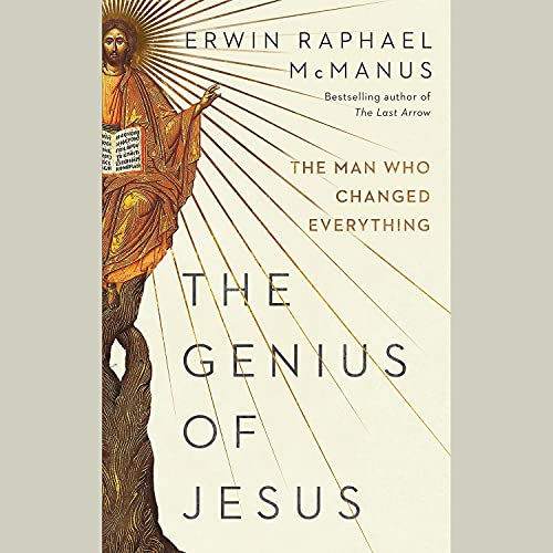 The Genius of Jesus cover art