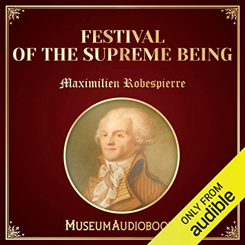 Festival of the Supreme Being audiobook cover art