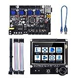 SKR MINI E3 V2.0 Scheda di controllo a 32 bit con TFT35 E3 V3.0 Display touch screen RepRap Smart Controller Panel Touch screen per stampante 3D Ender 3 / Ender 3 Pro