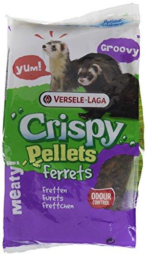 Versele Laga Crispy - Mangime in crocchette per furetti (700g) (Multicolore)