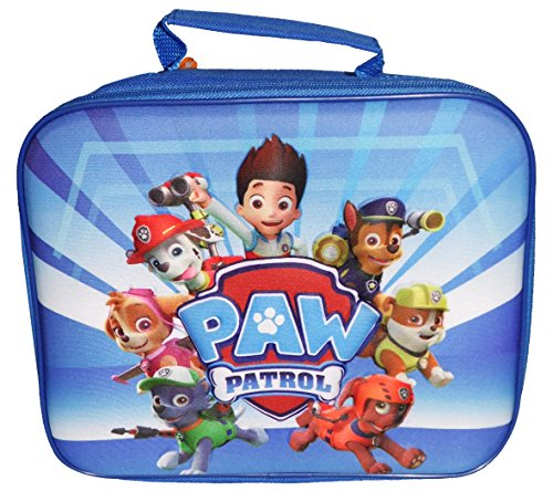 Pat' Patrouille LUNCH BOX 3D ISOTHERME