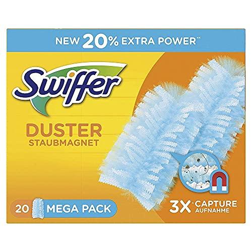 Swiffer Recharges pour attire-poussière...