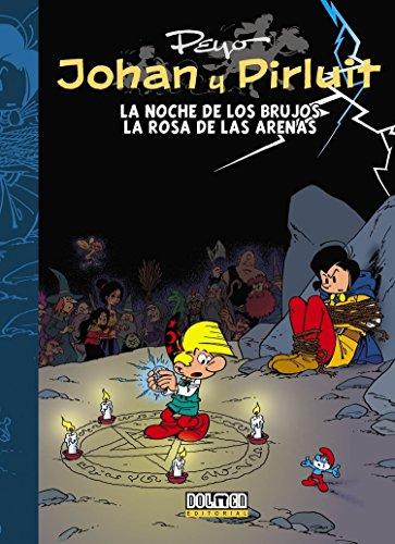 Johan y Pirluit vol. 7: La noche de los brujos, La rosa de las arenas (Fuera Borda)