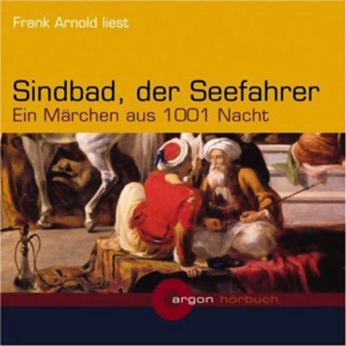 Sindbad, der Seefahrer audiobook cover art