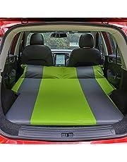 Primlisa Auto luchtmatras - opblaasbaar matras auto luchtbed   automatisch matras opvouwbaar waterdicht   camping mat ademend licht voor reizen camping outdoor activiteiten