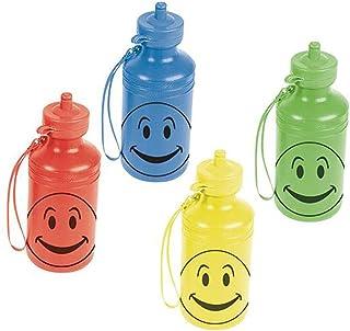 Emojination 3-Pack Emoji 24.5oz Riff Sports Water Bottle, BPA-Free Zak Designs