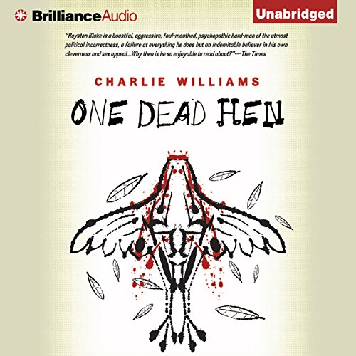 One Dead Hen audiobook cover art