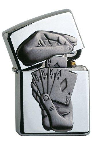 Zippo 1310004 Nr. 250 Trick Poker