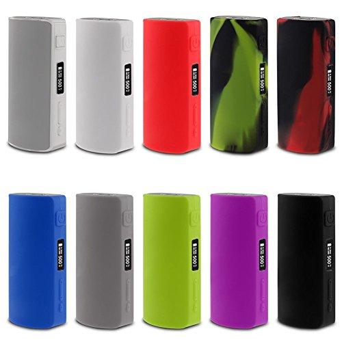 Eleaf Istick Silikon-Schutzhülle, 60 W, ohne Nikotin, mehrere Farben