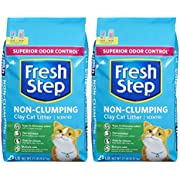 Fresh Step Extreme Clay, Non Clumping Cat Litter, Scented