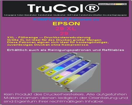 100x A4 Universal OHP Claro película Transparente de poliéster para inyección de Tinta, láser y copiadora, con el Lado Corto, Tiras de Papel de liberación