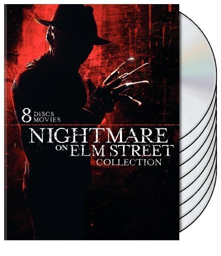 Nightmare on Elm Street Collection by New Line Home Video by Jack Sholder, Rachel Talalay, Renny Harlin, R Chuck Russell