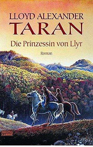 Taran und die Prinzessin von Llyr. Die Chroniken von Prydain 03.