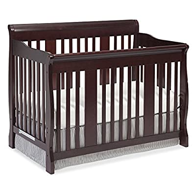 Stork Craft Davenport 5-in-1 Convertible Crib with Drawer
