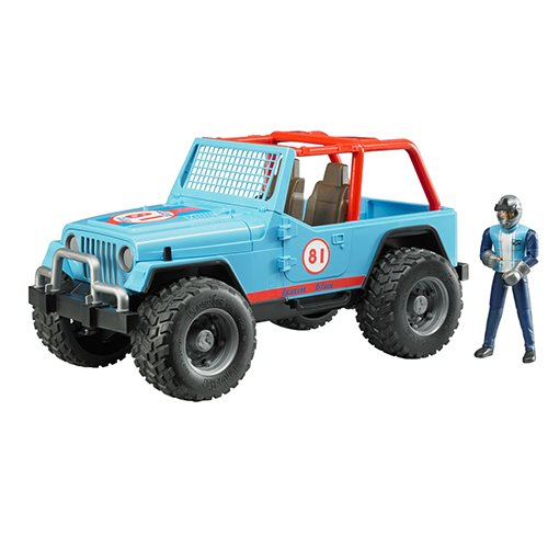 Bruder 02541 TOYS Spielzeug, blau