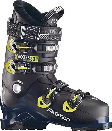 SALOMON X Access 80 Wide Ski Boots Mens Sz 11.5 (29.5)