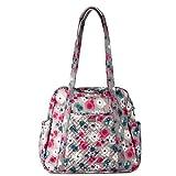 Lug Sprinter RFID Travel Tote Bag, Water Pearl