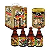 NVA Set 2! Bierwürfel Geschenkkarton NVA Teil 1 + NVA Feldsuppe