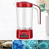 KJRJTS Portátil de detergente Botella de Spray Maker - Hogares de Propósitos Múltiples hipoclorito de Sodio generador de la máquina, Frutas y Verduras de Vestir de DIY la desinfección del Agua