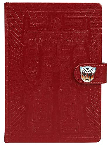 "Pyramid International - Cuaderno (A5, diseño de Transformers G1""Optimus Prime"""