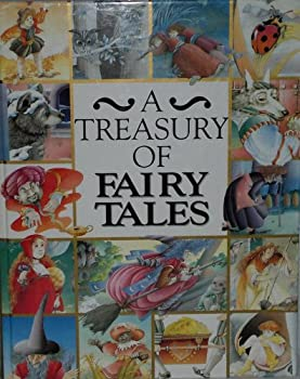 Hardcover A Treasury of Fairy Tales Book