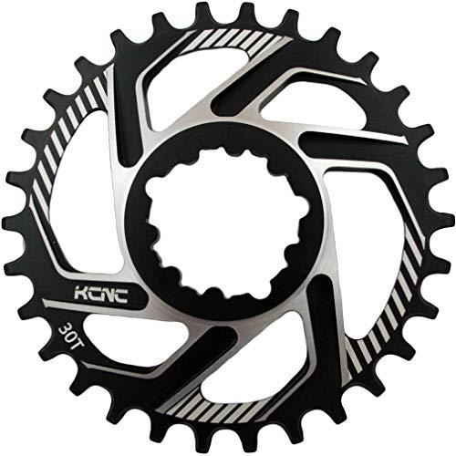 KCNC Direct Mount - Platos - Sram Negro Modelo 34 Dientes 2018