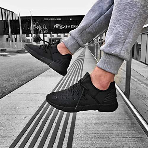 Barbossa Sneaker Fume 258 (Schwarz, Numeric_44)