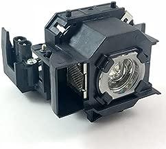 uhe-170e-c Projector bulb ELPLP34 V13H010L34 lamp for epson powerlite 76c EMP-X3 EMP-62 EMP-63 EMP-82 Projector