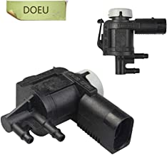Akozon 1pc DC 12V v/álvula solenoide de purificaci/ón magn/ética el/éctrica de agua Conexi/ón r/ápida normalmente cerrada