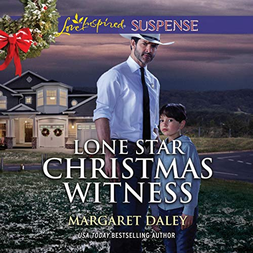 Lone Star Christmas Witness  By  cover art