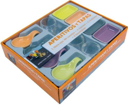 Kit Aperitivos y tapas (Kits Cúpula)