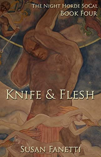 Knife Flesh The Night Horde SoCal Book 4 product image