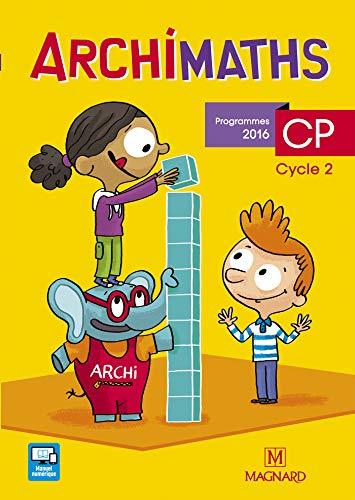Archimaths CP (2016) - fichier de l'eleve
